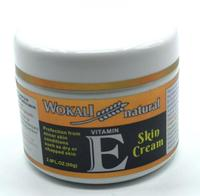 Крем Wokali Natural Vitamin E skin cream