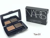 Двойные тени для бровей NARS Duo Eyebrow Powder