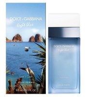 Туалетная вода Dolce&Gabbana Light Blue Love In Capri For Women. 100 ml