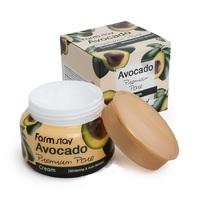 Питательный крем для лица с авокадо Farm Stay Avocado Premium Pore,100ml