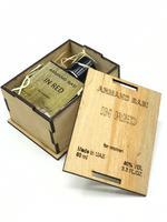 Armand Basi In Red EDT, 60 ml (деревянная коробка)