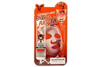 Укрепляющая тканевая маска с коллагеном Elizavecca Deep Power Ringer Mask Pack Collagen