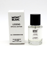 Тестер-мини 30ml Mont Blanc Legend