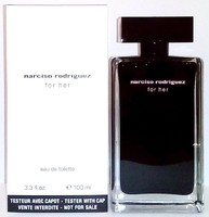 Тестер Narciso Rodriguez For Her EDT, 100 ml