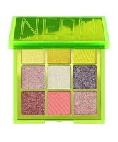 Палетка теней Huda Beauty Neon Green Obsessions (9 цв.)