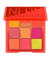 Палетка теней Huda Beauty Neon Orange Obsessions (9 цв.)