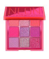 Палетка теней Huda Beauty Neon Pink Obsessions (9 цв.)