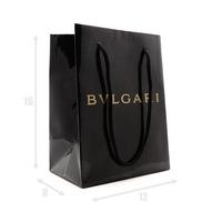 Брендовый пакет Bvlgari мал. (16 х 12 х 8)