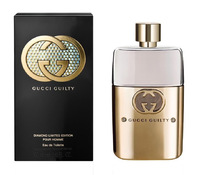 Gucci Guilty Diamond Pour Homme  90 мл edt