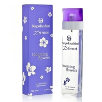 Sergio Tacchini  Donna Blooming Flowers, 100 ml