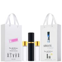Набор с феромонами 3х15 Giorgio Armani Armani Code Pour Femme