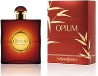Yves Saint Laurent Opium for women edt 90 ml (кв.)