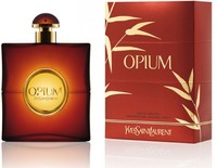 Yves Saint Laurent Opium for women edt 90 ml (кв.)