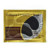 Патчи  Collagen Crystal eye Mask (черные).