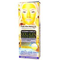 Маска-пленка с коллагеном и золотом Wokali Whitening Comlex Collagen Gold Mask, 130 мл