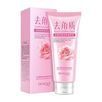 Гель-скатка BioAqua Plant Extraction You Intoxicated Shower Exfoliator Rose