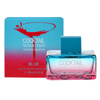 Antonio Banderas Cocktail Seduction Blue Woman 100 мл