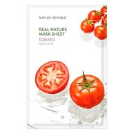 Тканевая маска для лица Nature Republic Real Nature Mask Sheet Tomato