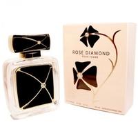 EU Giovanni Bacci Rose Diamond Pour Femme, 100 ml