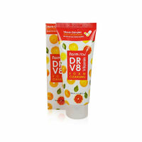 Витаминная Пенка для умывания Farmstay Vitamin Complex DRV8 Foam Cleansing,100ml.