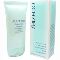 "Пилинг для лица Shiseido ""Green tea"" 60ml"