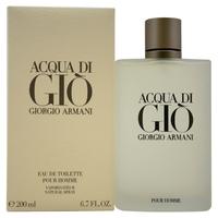 EU Giorgio Armani Acqua Di Gio Pour Homme 200 ml