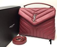 Сумка Lux Yves Saint Laurent 27х12см Натуральная кожа