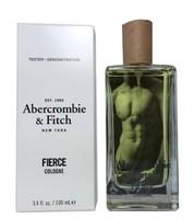 Тестер Abercrombie & Fitch Fierce Cologne, 100 ml