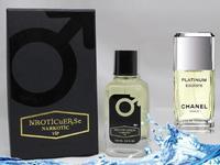 NROTICuERSe Egisto Platinium (Chanel Egoiste Platinum), 100 ml