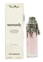 Тестер Thierry Mugler Womanity, 80 ml