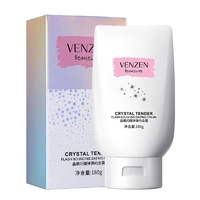 Venzen Увлажняющий летний крем для тела Venzen Crystal Tender Flash Bouncine Dating Cream 180 g