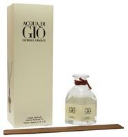 Аромадиффузор с палочками Giorgio Armani Acqua Di Gio, 100 ml
