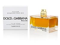 Тестер Dolce & Gabanna The One For Woman, 75 ml