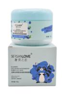 Пузырьковая маска с экстрактом Черники SersanLove Blueberry Live Oxygenr