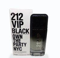 Тестер Carolina Herrera 212 VIP Black, 100 ml