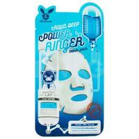 Elizavecca Увлажняющая тканевая маска для лица с гиалуроновой кислотой Power Ringer Mask Pack Aqua Deep
