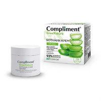 Compliment GreeNature Ботаник-крем для сухой и чувствительной кожи лица