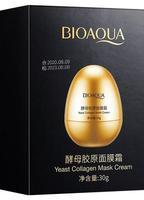Bioaqua Yeast Collagen Mask Cream 30g