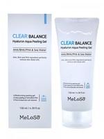 MeLoSo Clear Balance Hyaluron Aqua Peeling Gel