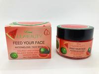 Маска для лица арбуз Huda Beauty Love Watermelons Face Mask 30мл