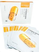Тканевая маска BIOAQUA Vitamin Tender Elastic Mask 5Х30 mg