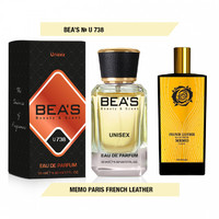 Bea's U 738 (Memo Paris French Leather) 50 ml