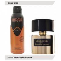 Дезодорант Bea's U 726 (Tiziana Terenzi Casanova)