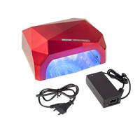 УФ Лампа LED/UV LAMP Kangtuo 36w,(красная).