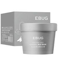 EBUG Очищающая грязевая маска с вулканическим пеплом Volcanic Mud Cleansing Mud Mask