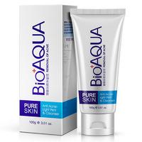 Назад Пенка для умывания анти-акне Bioaqua Removal of Acne Pure Skin 100ml.