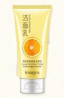 Пенка для умывания с экстрактом апельсина Images Plant Extraction 120г
