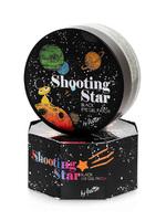 Gaston Shooting Star Crystal Eye Gel Patch Black Тающие чёрные гидрогелевые патчи, 60 шт