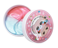 Mermaid Coral Dream Eye Mask 90 гр 60 шт
