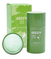 Маска-стик с экстрактом зелёного чая Kaluoji
